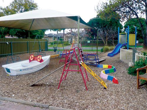Preschool Playground Ideas And The Preschool Receives An