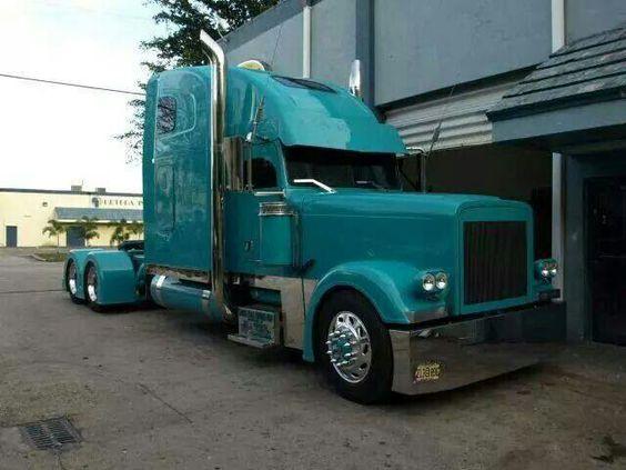 Freightliner Classic Custom Freightliner Classic