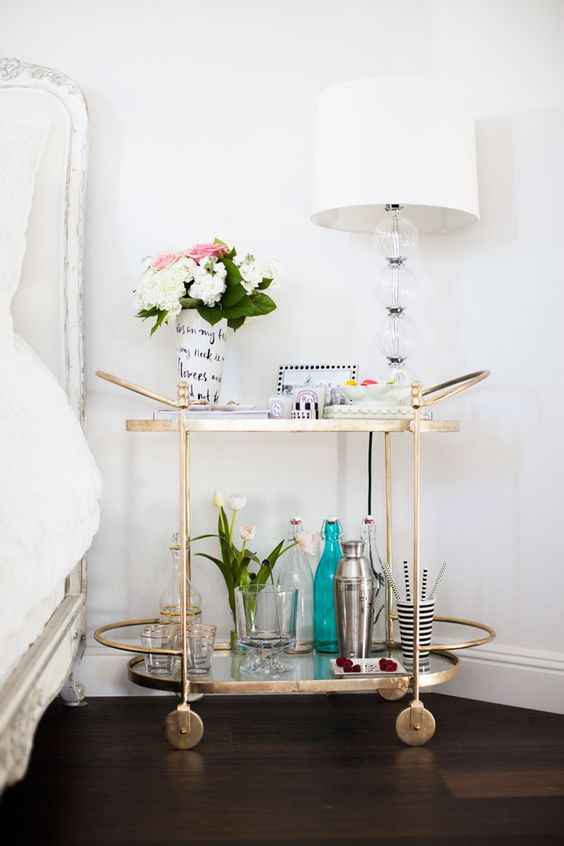 Nordstrom Home Bar Carts And Jewelry Dish On Pinterest