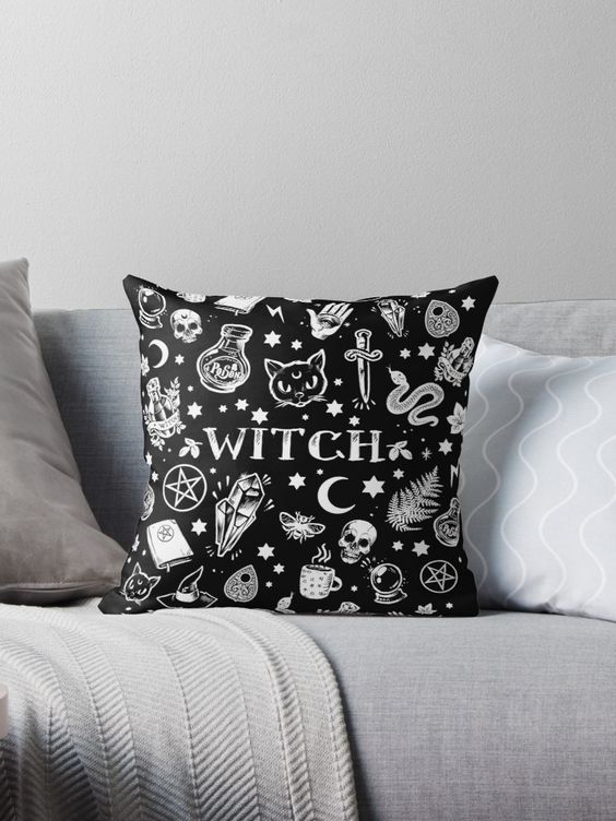 For witches of all ages, sizes and shapes! • Also buy this artwork on home decor, apparel, stickers, and more.