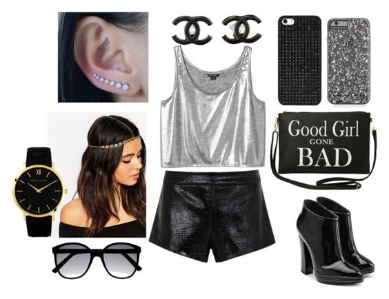 """ooooo"" by anusha-fashionfreak ❤ liked on Polyvore"
