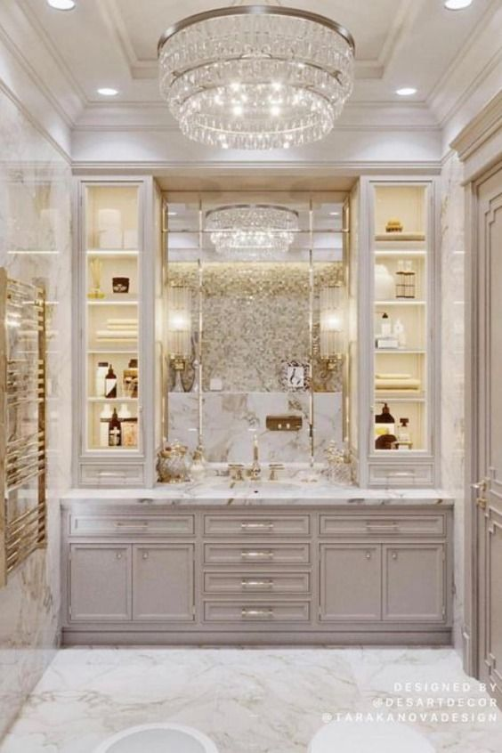 Perfect Marble Details And Ideas For Bathroom Designs Bathroom Decor Luxury Bathroom Design Luxury Bathroom Interior Design