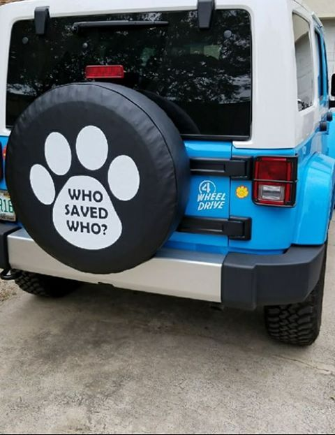 Are You Proud Of Your Pup Feature Them On Your Own Custom Tire