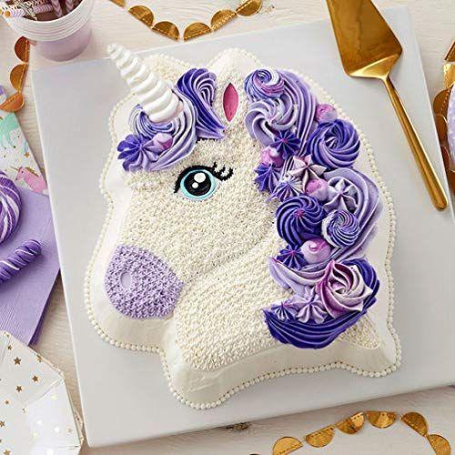 Wilton Horse or Unicorn Aluminum Birthday Cake Pan