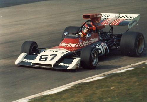 Tony Trimmer - frank Williams Cars - FX3B - 1973