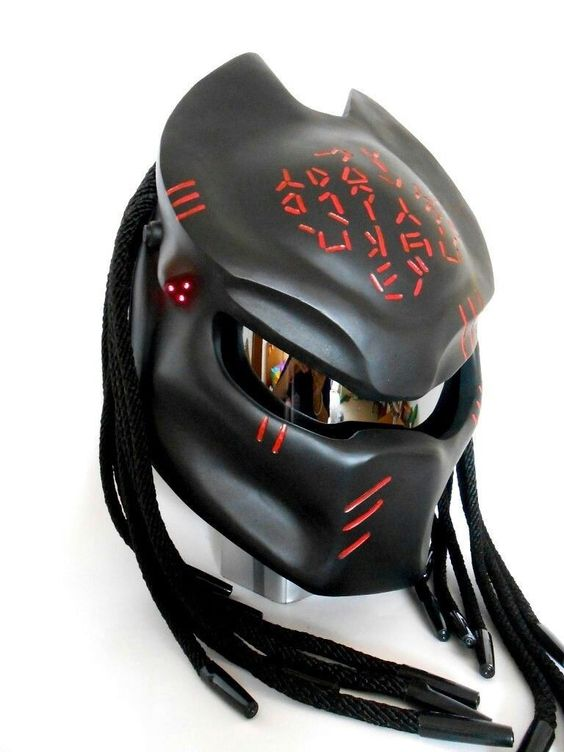 Predator motorcycle helmet Helmet Heaven Pinterest  : 084ca67030a87b60a44ebb62545b01b7 <strong>Honda</strong> Motorcycles from www.pinterest.com size 564 x 752 jpeg 46kB