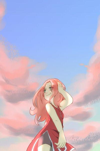 <3 Sakura - by narumin, twitter