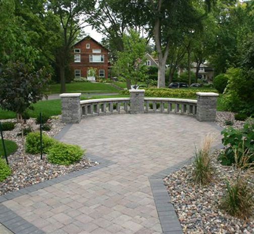 Walkways | Driveways, Walkways and Patios Photo Gallery | Stamped Concrete ...