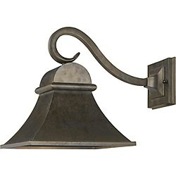 World Imports 'Dark Sky Revere' Wall-Mount Outdoor Lantern - Overstock™ Shopping - Big Discounts on World Imports Wall Lighting