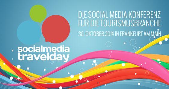 Am 30. Oktober 2014 findet der erste social media travel day in Frankfurt statt! Mehr bei uns auf der Seite!