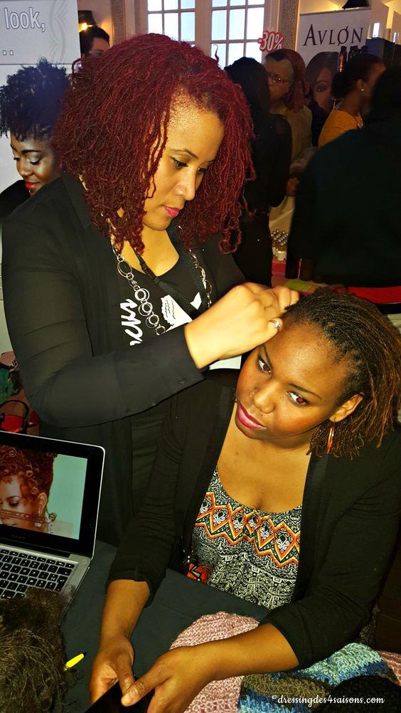Sisterlocks France at Nappy Days Events Paris