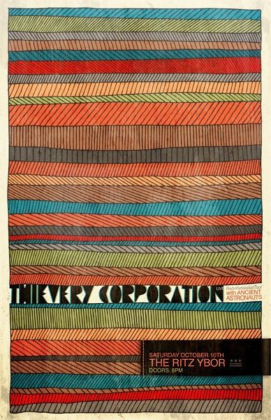 thievery corporation t-shirts - Google Search