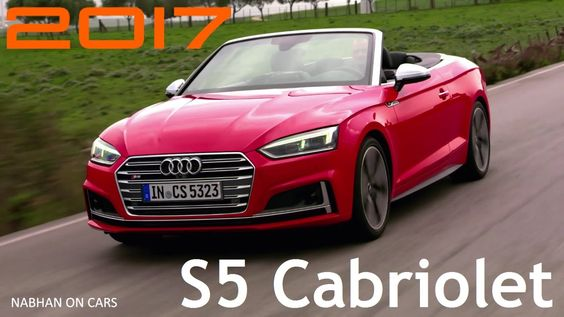 2017 Audi S5 Cabriolet | Completing the A5 / S5 Lineup. #Audi #cars #car #quattro