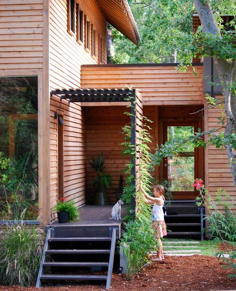 A3 House, Heron Park, Ocean Springs, MS by Architect Brett Nave