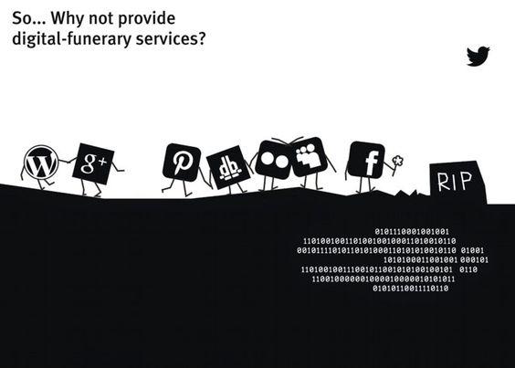 """""""Digital"""" - [XLVI] Imagina los entierros del futuro"""