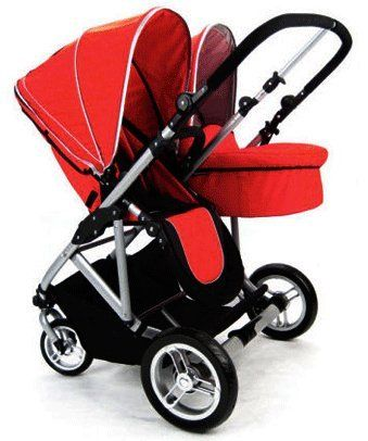 ****Win the Hip Mama Stroll Air MY Duo in Red ($799.99 value)!!**** - Krazy Coupon Club