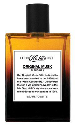 Original Musk Kiehl`s for women and men