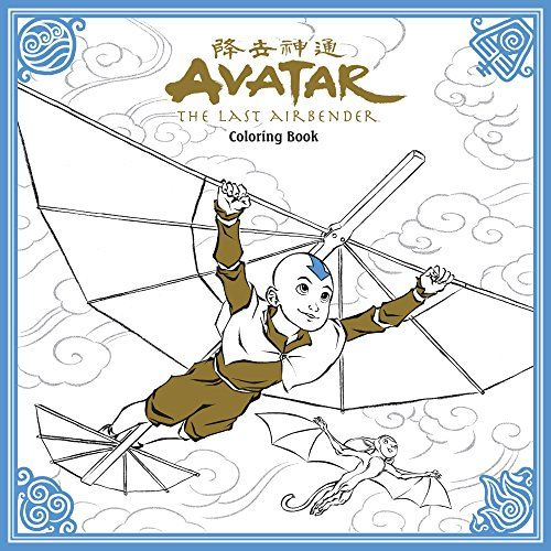 Avatar The Last Airbender Coloring Book Nickelodeon Https Www Amazon Com Dp 1506702368 Ref Cm Sw Coloring Books Avatar The Last Airbender The Last Airbender