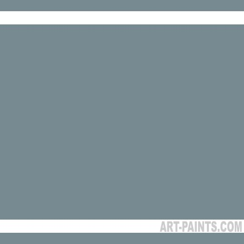 Gray Blue Paint Colors: Blue Grey Artist Watercolor Paints