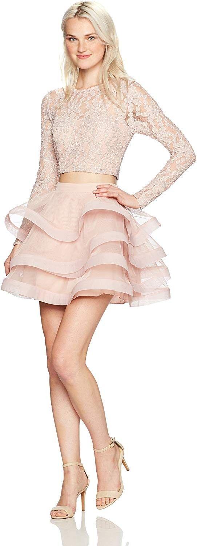Speechless 2 Piece Party Dress Set Dresses For Teens Piece Dress Set Dress [ 1500 x 542 Pixel ]