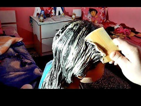 علاج القمل في ساعة أقسم بالله طبقت الوصفة على شعر بنتي بالخطوات وصفة ناجحة ضد القمل وبيضه في ساعة Youtube Hair Styles Hair Style