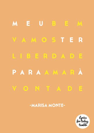 Depois - Marisa Monte