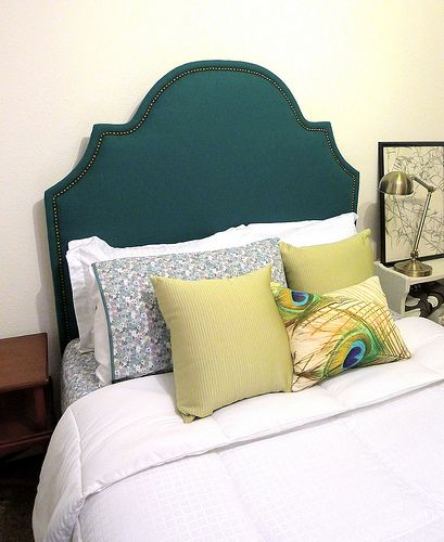 Brian and I will be making this headboard..ASAP!