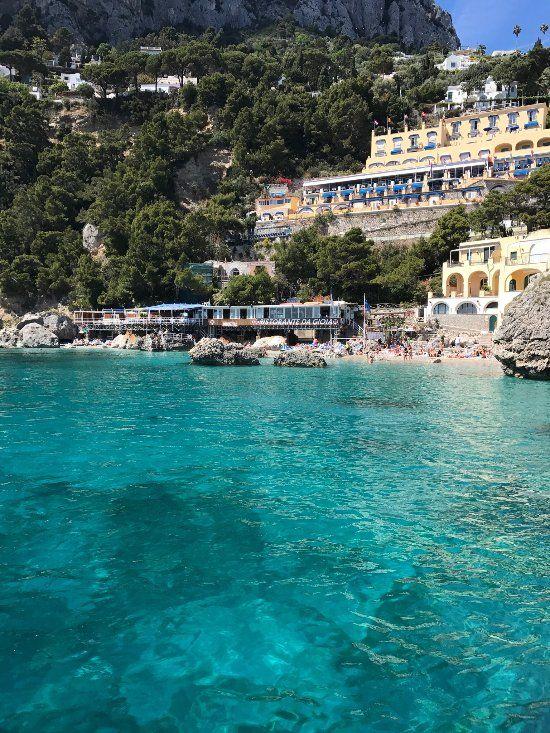 Ristorante Terrazza Ciro A Mare Review Of Bagni