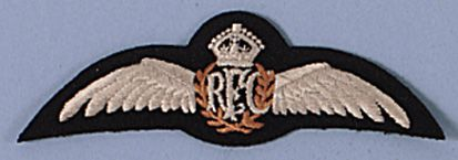 Royal Flying Corps Pilot's Wings