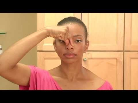 Nose Transformer Exercise To Narrow And Shorten Your Nose Find - Make nose smaller shape easy exercise
