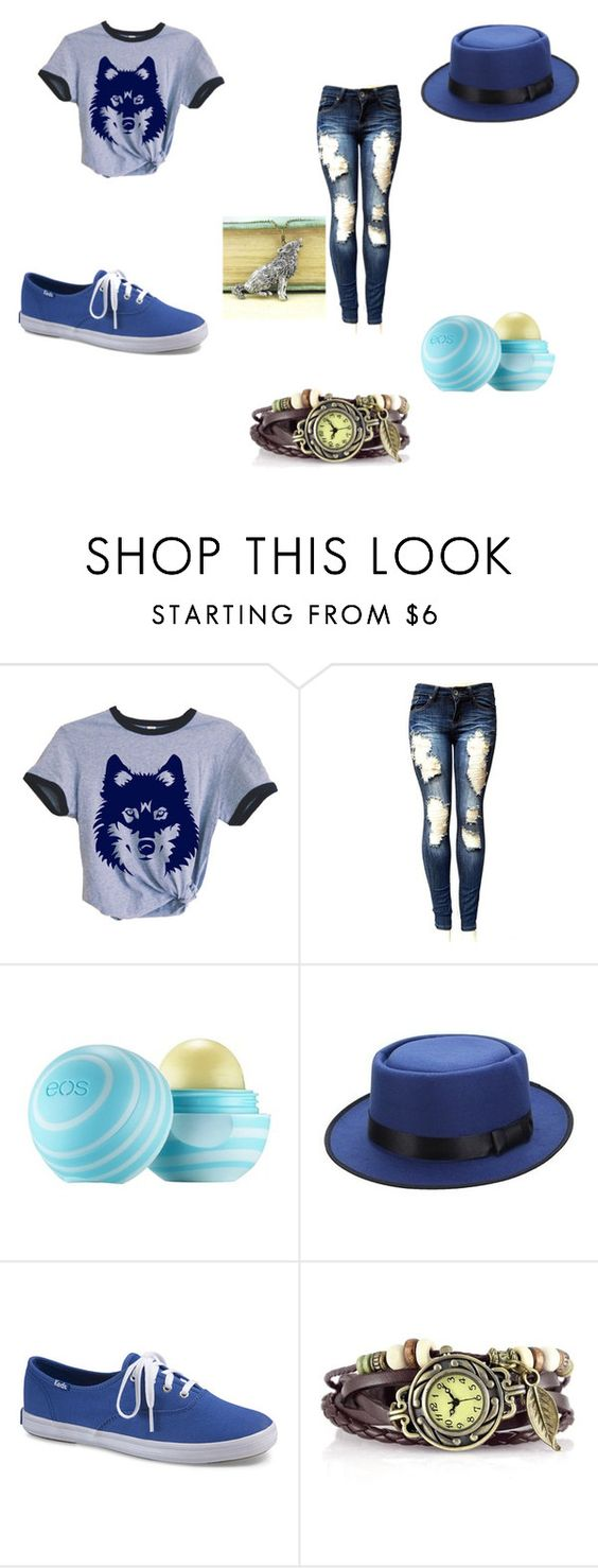 """Casual"" by bookprincess-313 on Polyvore featuring Eos and Keds"
