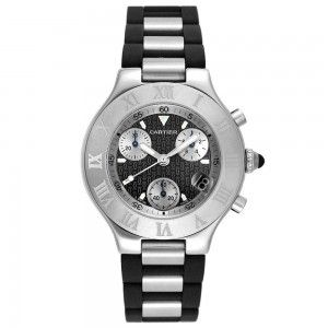 Cartier Men's Chronograph Watch: Men S Watches, Cartier Watches, Watches Cartier, Men Watches