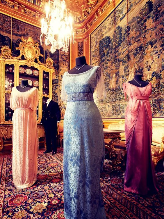 Downton Abbey at the Hallwyl Museum