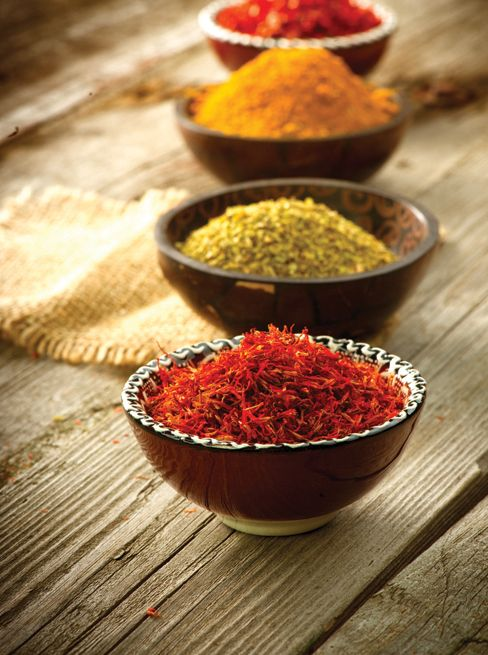 spices photography