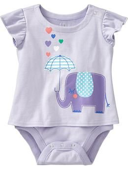 2-in-1 Graphic Bodysuits for Baby | Old Navy