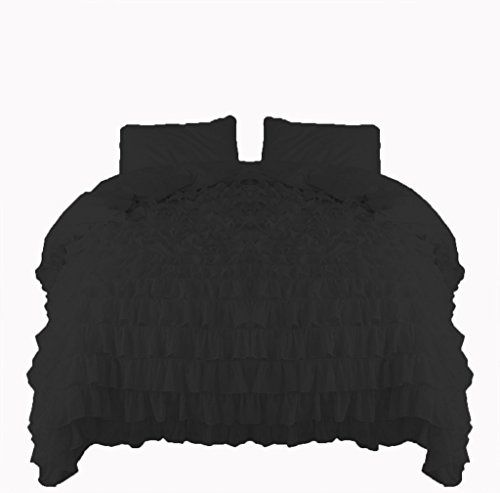Pin By Kaduhes On General Ruffle Duvet Cover Duvet Cover Sets Ruffle Duvet