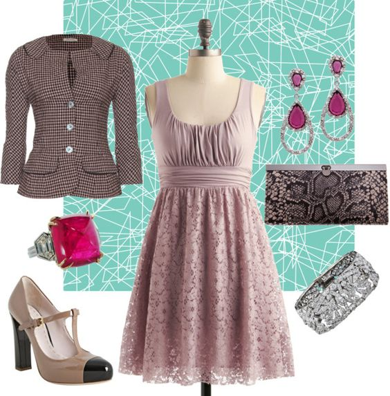 """""""Girly girl"""" by mponte ❤ liked on Polyvore"""