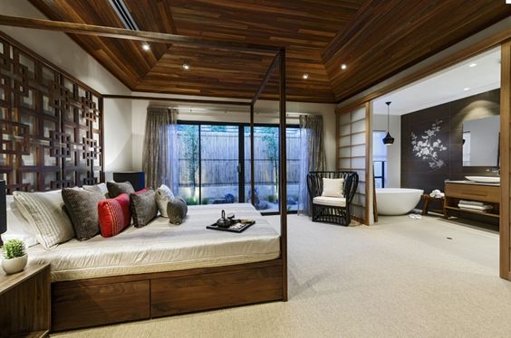 10 Ways to Add Japanese Style to Your Interior Design - http://freshome.com/2014/07/29/10-ways-to-add-japanese-style-to-your-interior-design/