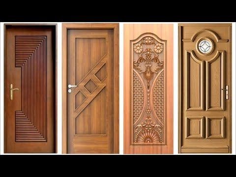 Top 50 Wooden Door Design Picture For Home Modern Wooden Door Designs For Main Door Images Youtube Wooden Door Design Home Door Design Door Design