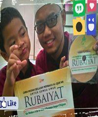 Rasakan manfaat metode Rubaiyat   Metode atau Cara Mudah Belajar Al Qur`an untuk semua Umur dengan cepat dan mudah  Lengakpnya silakan Cek di http://rubaiyatindonesia.com/  Minat SMS/Call 085647701045 atau WA only 081902593977