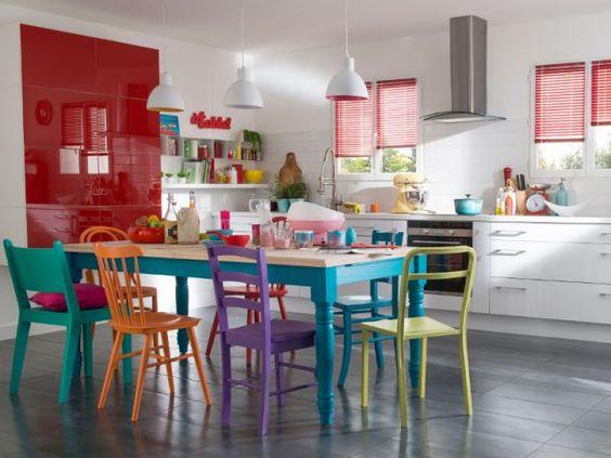 Vous en avez assez de votre cuisine, ses placards vieillis, ses murs fades et sa décoration inexistante. Pour moins de 100 euros, Maison à part vous propose des solutions pour donner un nouveau ... #maisonAPart