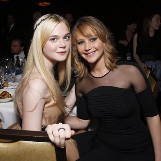 Two of the best young actresses together!