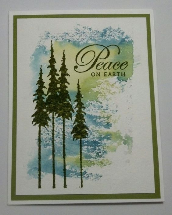 TLC577 CCC16 Smackin Peace by muscrat - Cards and Paper Crafts at Splitcoaststampers