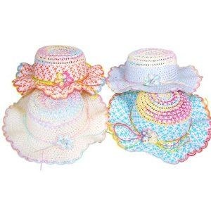 Girls Tea Party Hat Mix (4 hats)  14.84 at Amazon