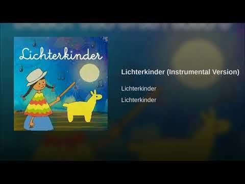 Lichterkinder Instrumental Version Youtube Grundschule