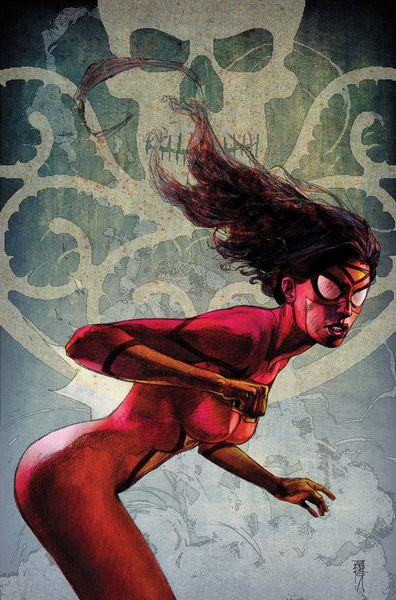 Spider-Woman by Alex Maleev