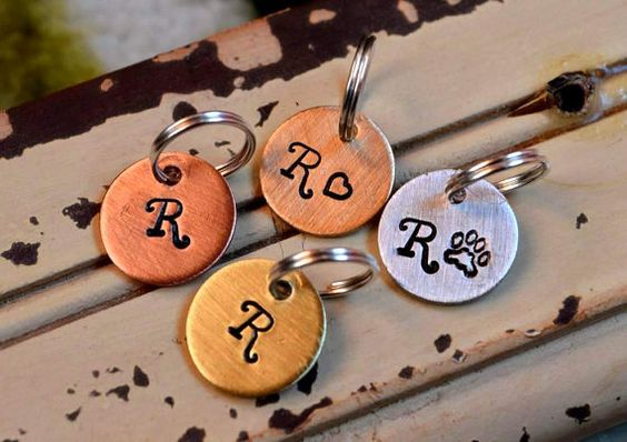 R is for Rescue Pet Tag 100% of these funds will be donated to Rescue! by FetchAPassionTags, $2.00