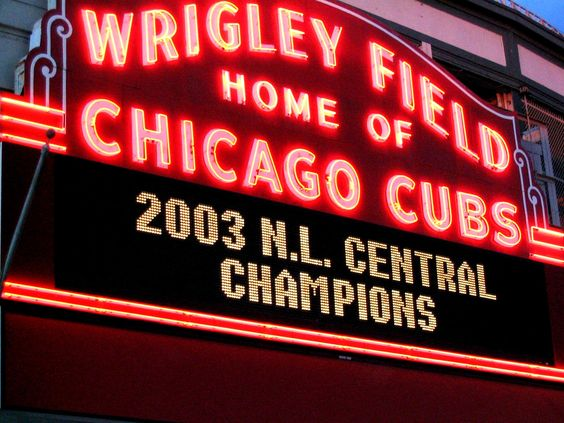 The Chicago Cubs are an American professional baseball franchise located on the north side of Chicago, Illinois. Description from empireboating.com. I searched for this on bing.com/images