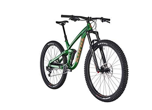 Kona Process 153 Mtb Full Suspension 29 Green 2019 Full