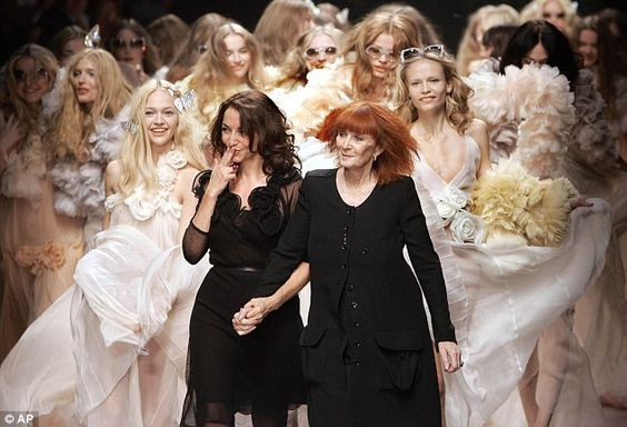 French fashion designer Sonia Rykiel, the so-called Queen of Knitwear, died on…